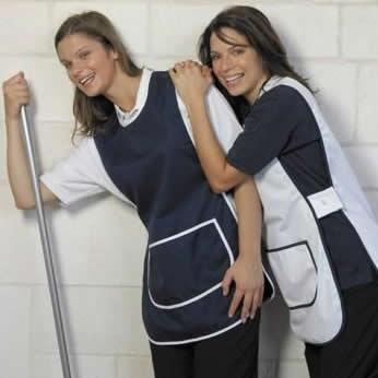Temizlik Personeli Kıyafetleri 7