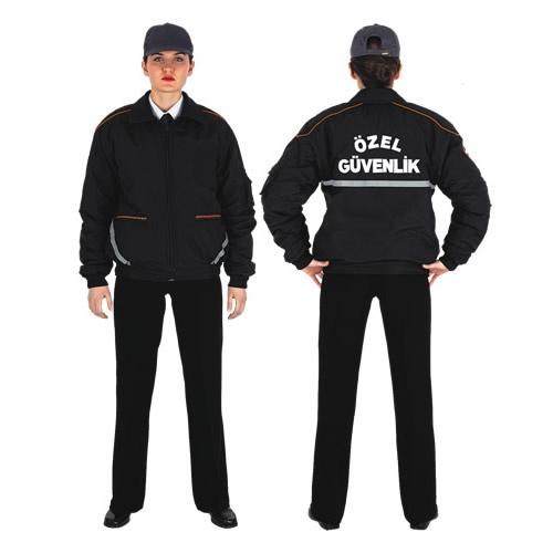 Güvenlik Personeli Kıyafetleri 14