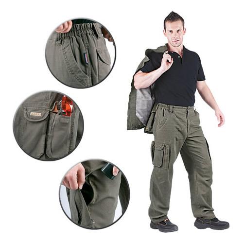 Teknik Personel Kıyafeti 14