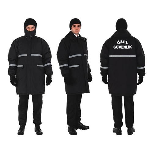 Güvenlik Personeli Kıyafetleri 13