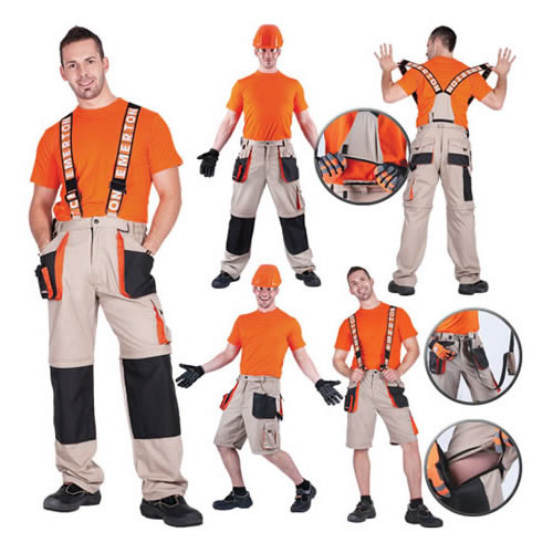 Teknik Personel Kıyafeti 6